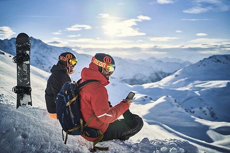 Ski à Bourg Saint Maurice - Les Arcs
